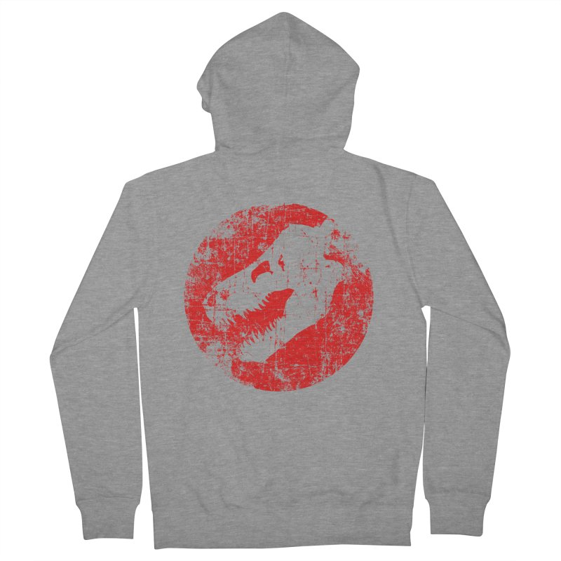 The Fossils Women's Zip-Up Hoody by clingcling's Artist Shop