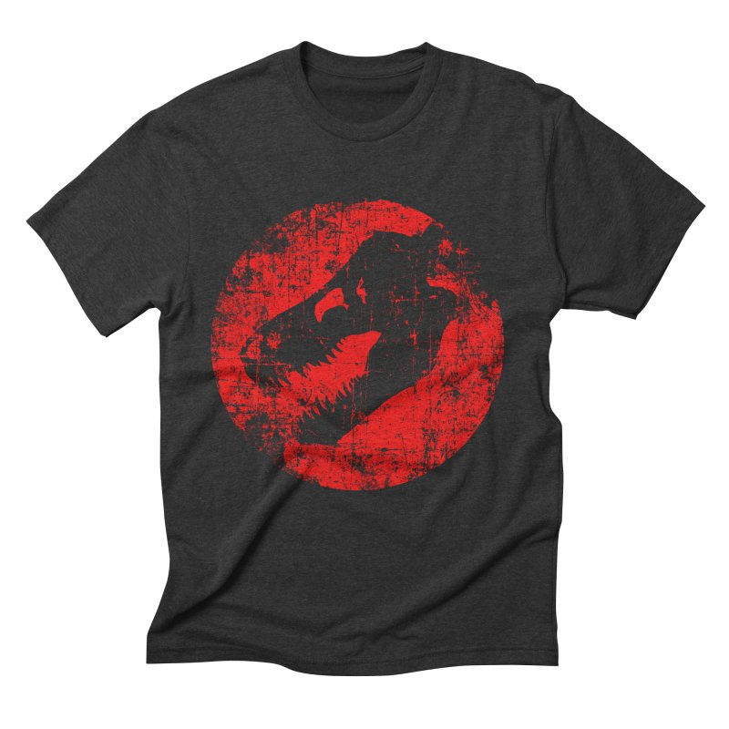 The Fossils Men's Triblend T-shirt by clingcling's Artist Shop
