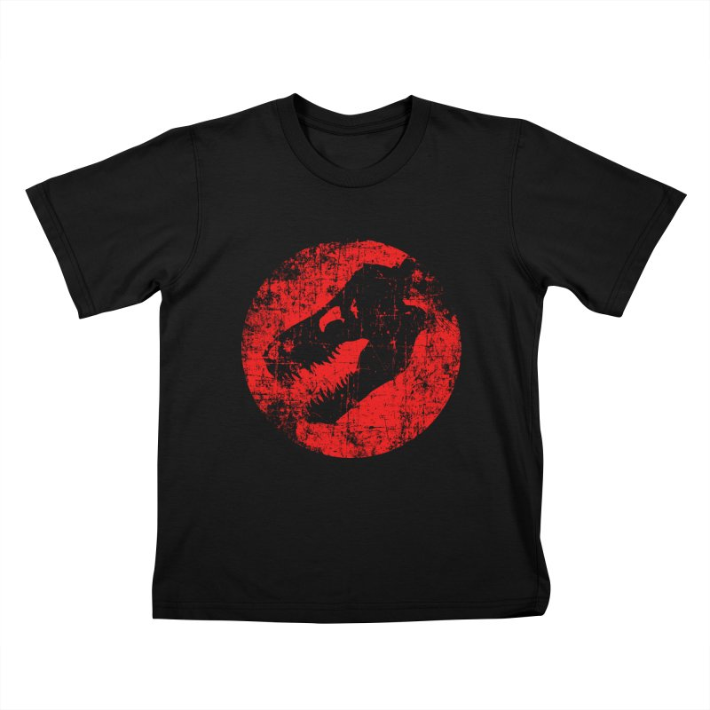The Fossils Kids T-shirt by clingcling's Artist Shop