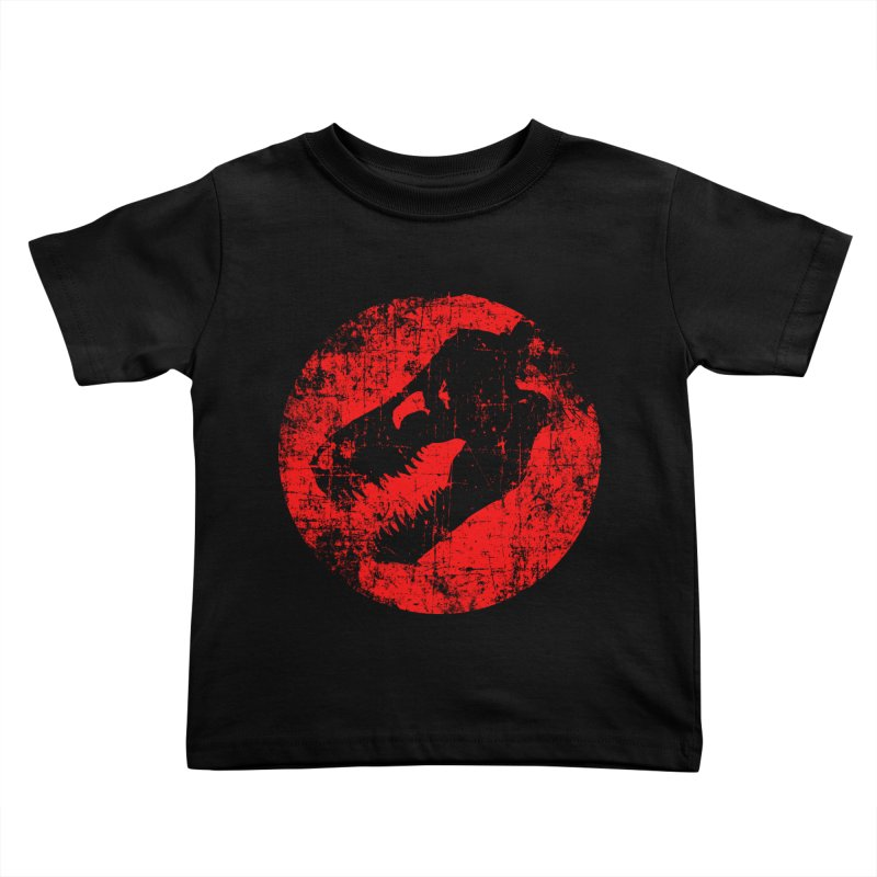 The Fossils Kids Toddler T-Shirt by clingcling's Artist Shop