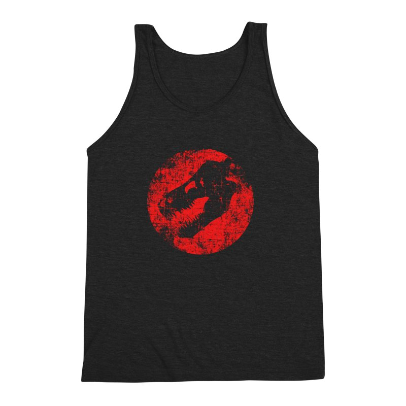 The Fossils Men's Triblend Tank by clingcling's Artist Shop