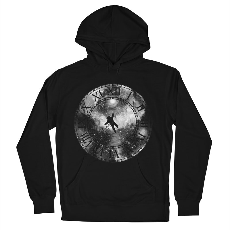 Space Time Men's Pullover Hoody by clingcling's Artist Shop