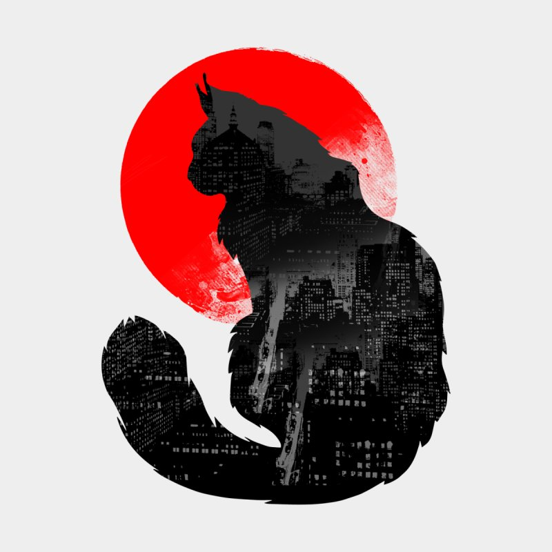 Urban Cat   by clingcling's Artist Shop