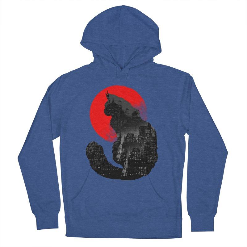 Urban Cat Women's Pullover Hoody by clingcling's Artist Shop