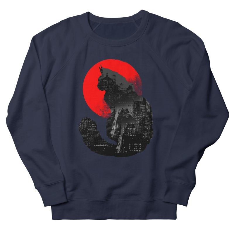 Urban Cat Women's Sweatshirt by clingcling's Artist Shop