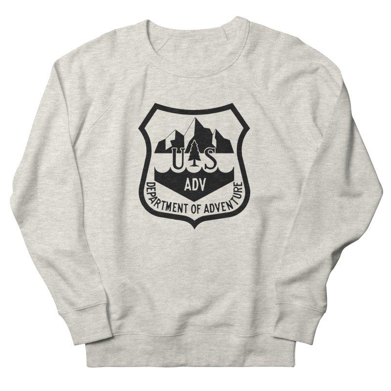 Dept. of Adventure - Alpine Men's Sweatshirt by CLINTZERO ONLINE SHOP