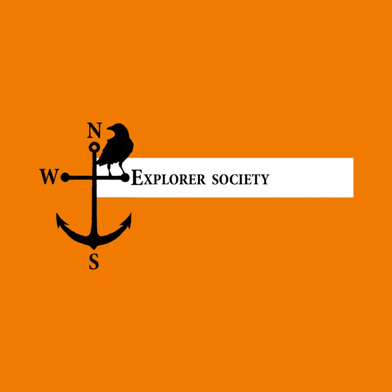Explorer Society Home Throw Pillow by CLINTZERO ONLINE SHOP