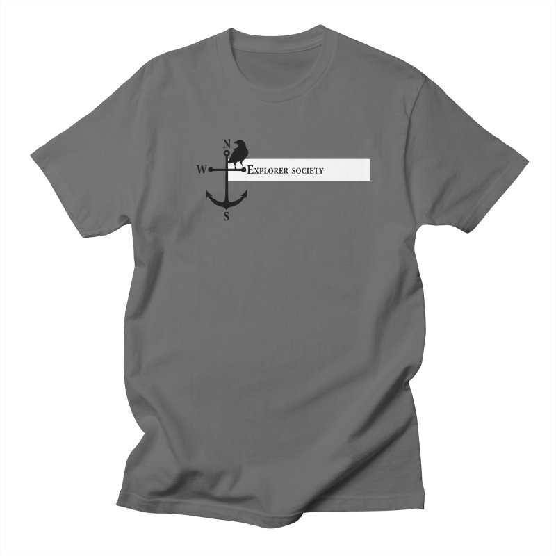 Explorer Society Women's Unisex T-Shirt by CLINTZERO ONLINE SHOP