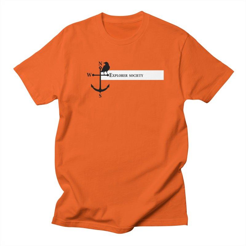Explorer Society Women's Unisex T-Shirt by CLINTZERO ONLINE SHOP