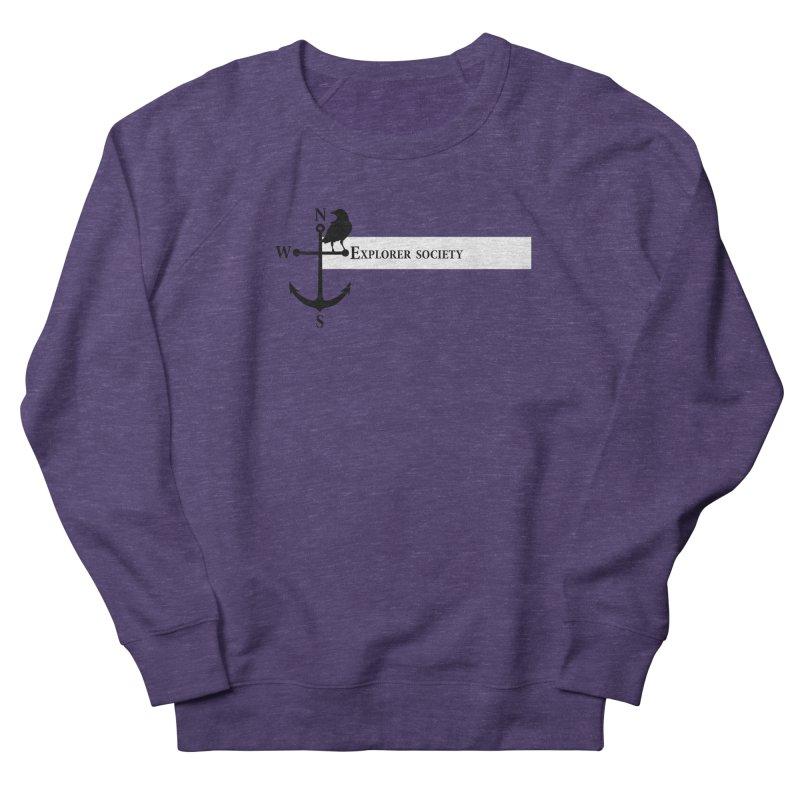 Explorer Society Women's Sweatshirt by CLINTZERO ONLINE SHOP