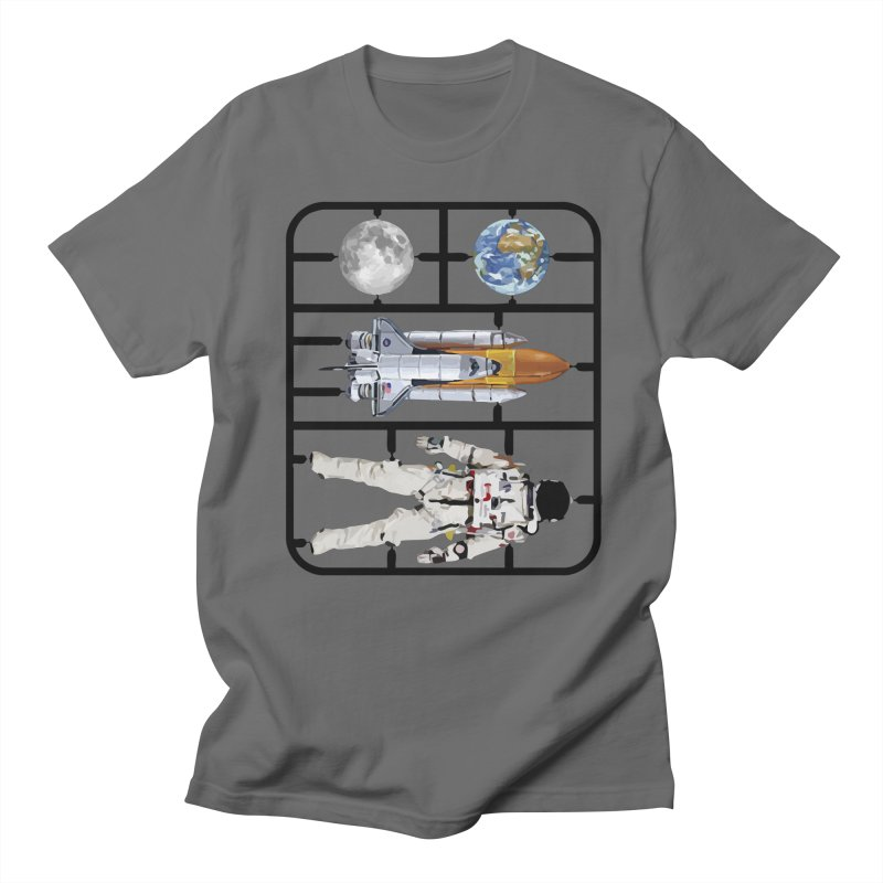 Astro Men's T-shirt by Clipdepelicula