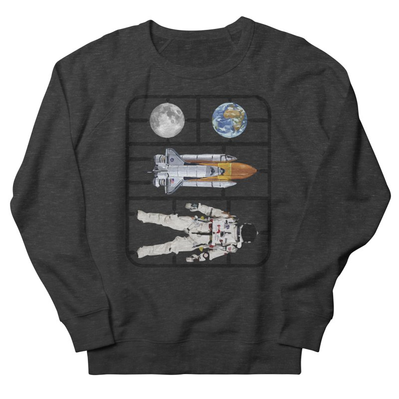 Astro Men's French Terry Sweatshirt by Clipdepelicula