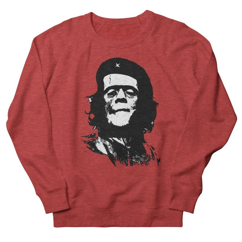 Che Men's French Terry Sweatshirt by Clipdepelicula