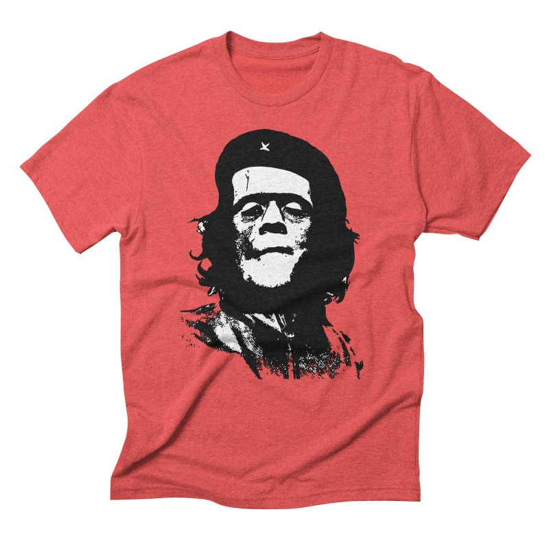 Che Men's Triblend T-Shirt by Clipdepelicula