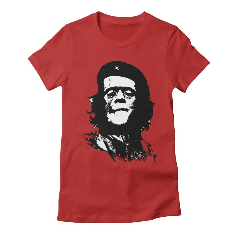 Che Women's Fitted T-Shirt by Clipdepelicula