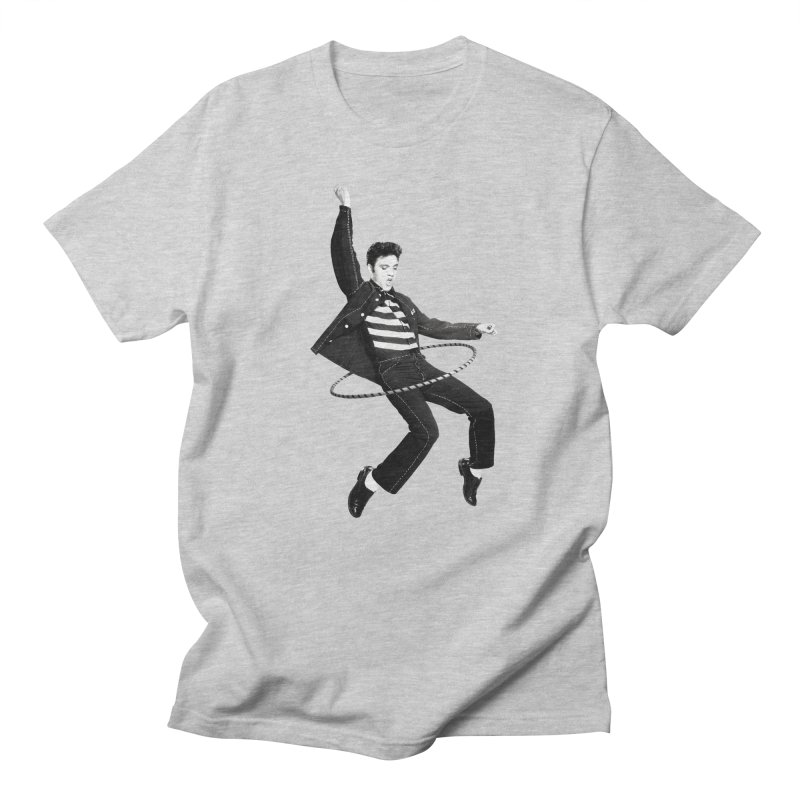 Elvis Men's T-shirt by Clipdepelicula