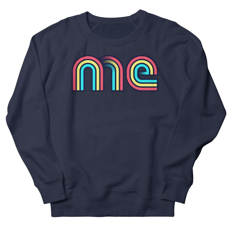 Me Men's French Terry Sweatshirt by Clipdepelicula