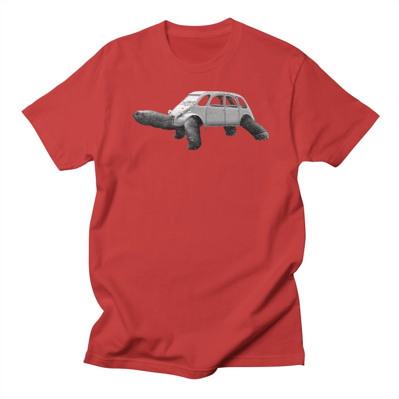 Turtle Men's T-shirt by Clipdepelicula
