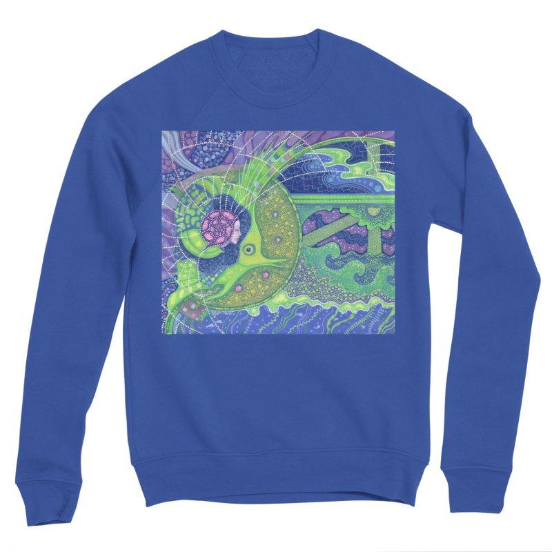 Dream Of the Fullmoon, Surreal Nautical, Fantasy Art Men's Sweatshirt by Clipso-Callipso