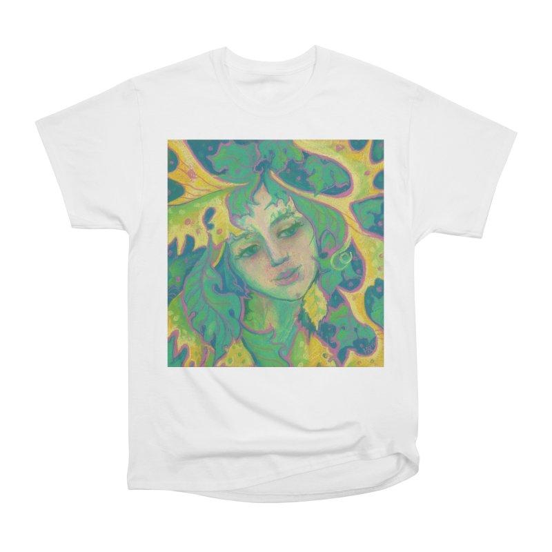 Forest Spirit, Tree Goddess, Fantasy Art Women's T-Shirt by Clipso-Callipso