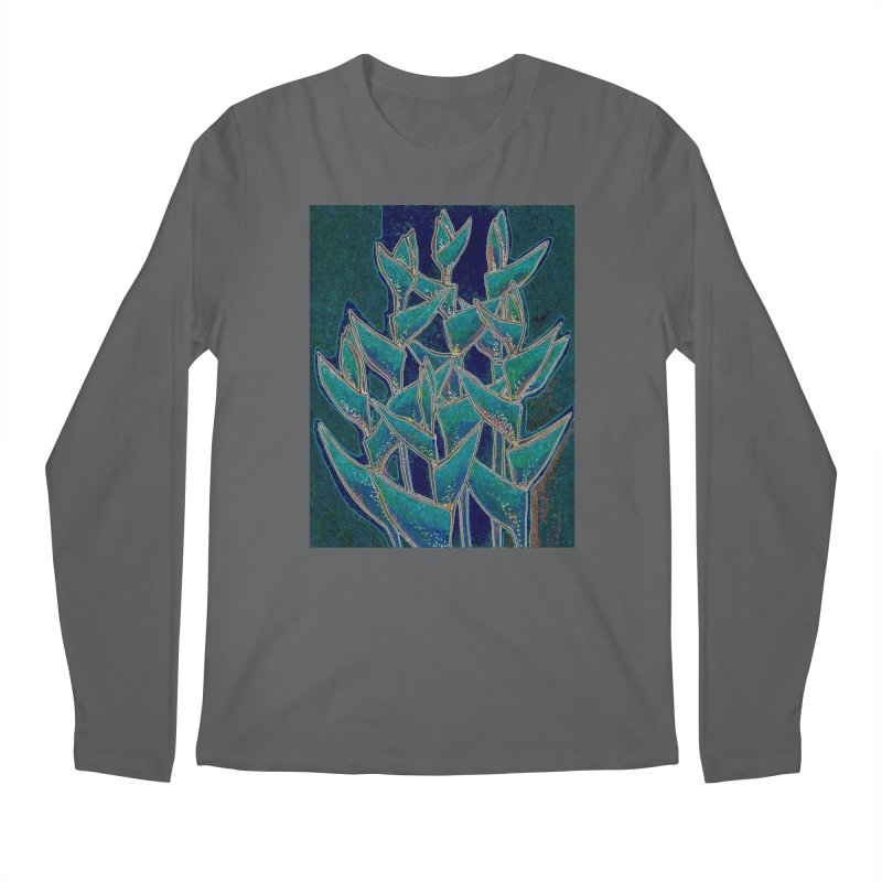 Lobster Claw, Twilight Version Men's Longsleeve T-Shirt by Clipso-Callipso