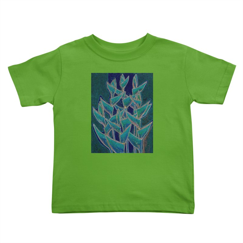 Lobster Claw, Twilight Version Kids Toddler T-Shirt by Clipso-Callipso