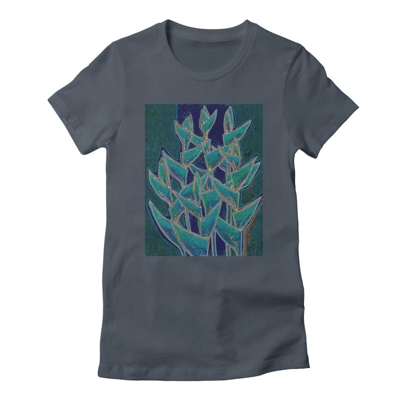 Lobster Claw, Twilight Version Women's T-Shirt by Clipso-Callipso