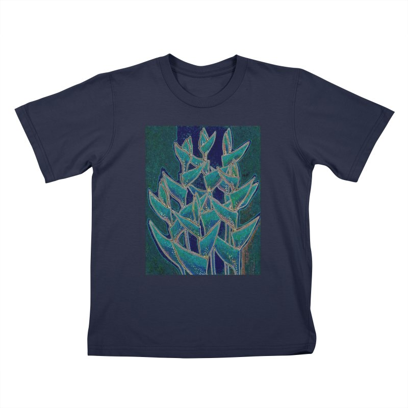 Lobster Claw, Twilight Version Kids T-Shirt by Clipso-Callipso