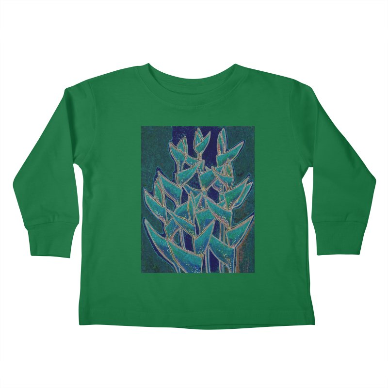 Lobster Claw, Twilight Version Kids Toddler Longsleeve T-Shirt by Clipso-Callipso