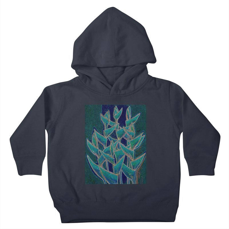Lobster Claw, Twilight Version Kids Toddler Pullover Hoody by Clipso-Callipso