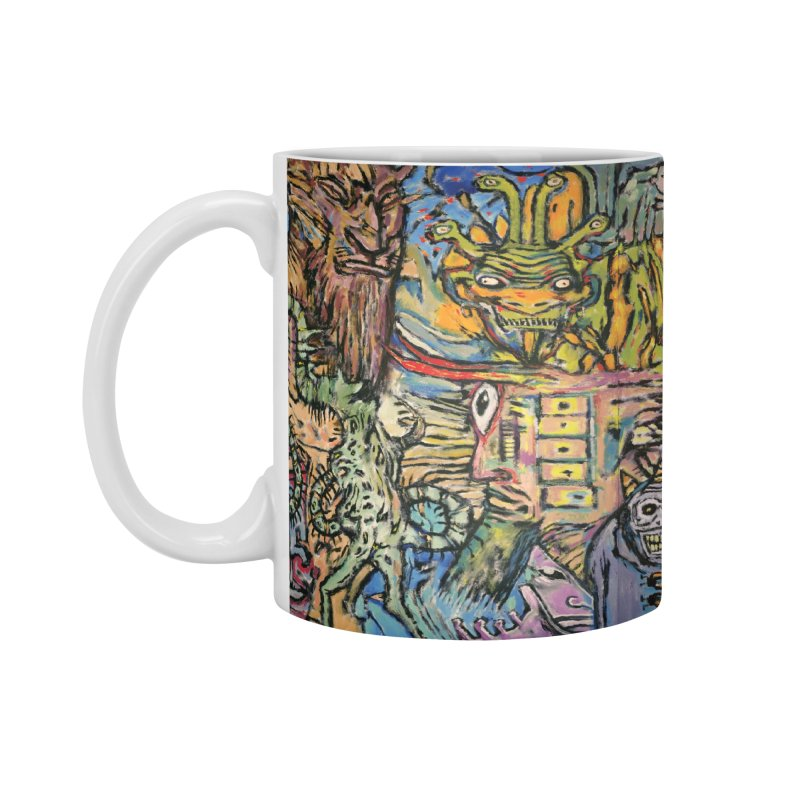 Babilonium After Midnight Accessories Mug by Clive Barker