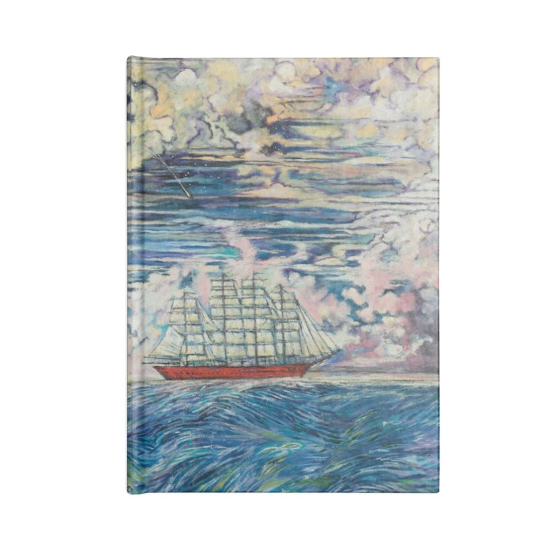 Hark's Harbor Accessories Notebook by Clive Barker
