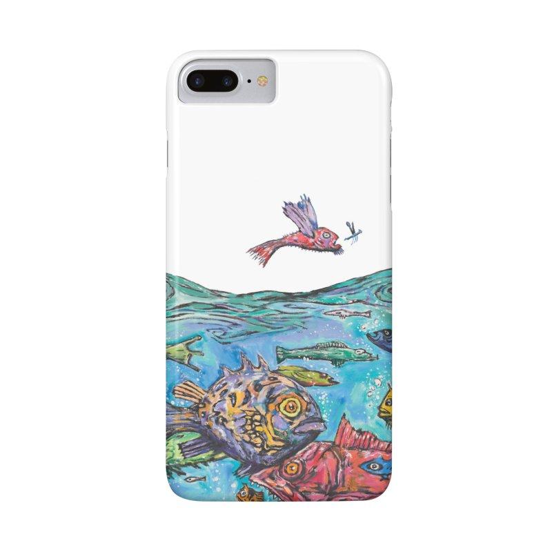 The Izabella Accessories Phone Case by Clive Barker