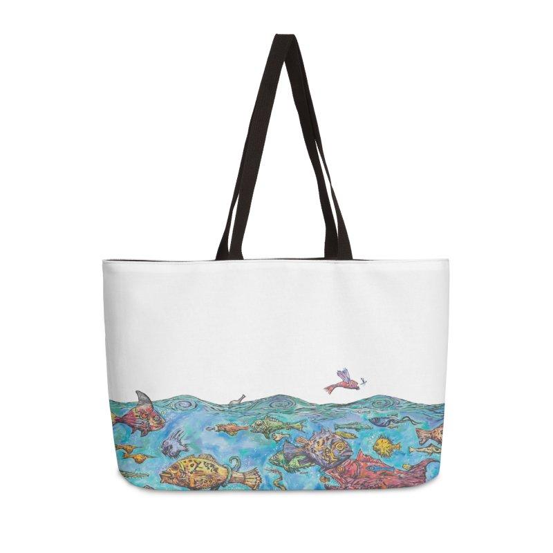 The Izabella Accessories Bag by Clive Barker