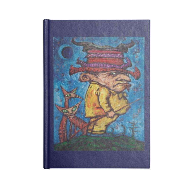 Kaspar Wolfswinkel Accessories Notebook by Clive Barker