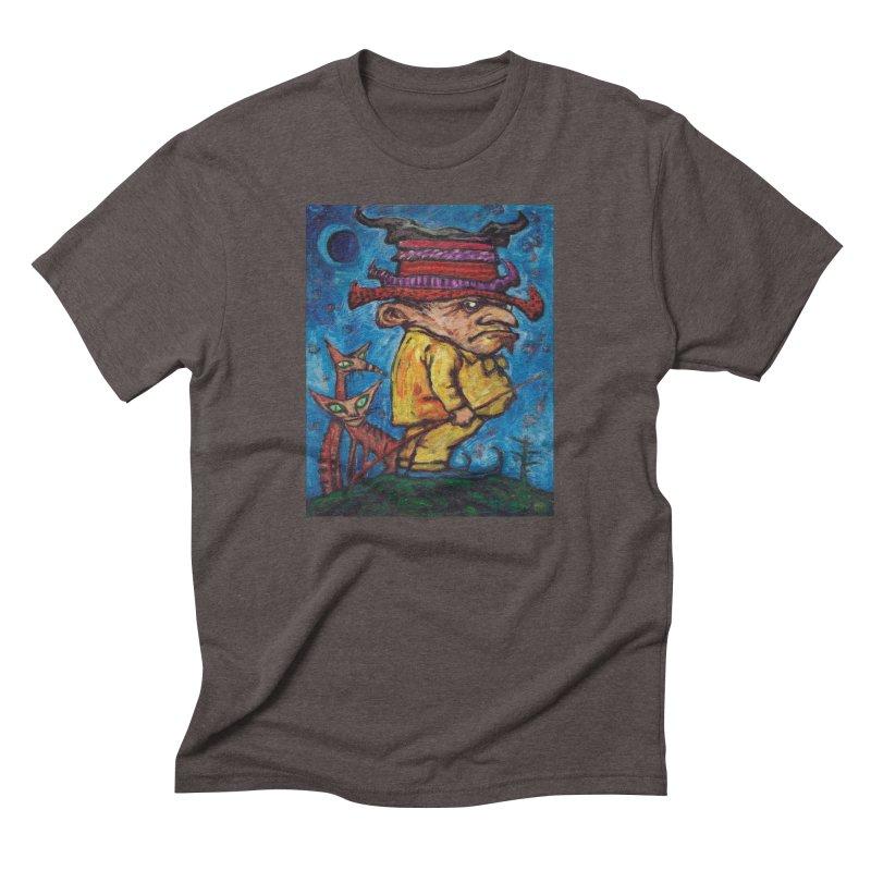 Kaspar Wolfswinkel Men's T-Shirt by Clive Barker