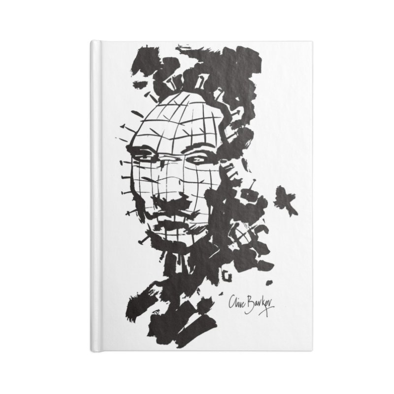 From the Shadows Accessories Notebook by Clive Barker