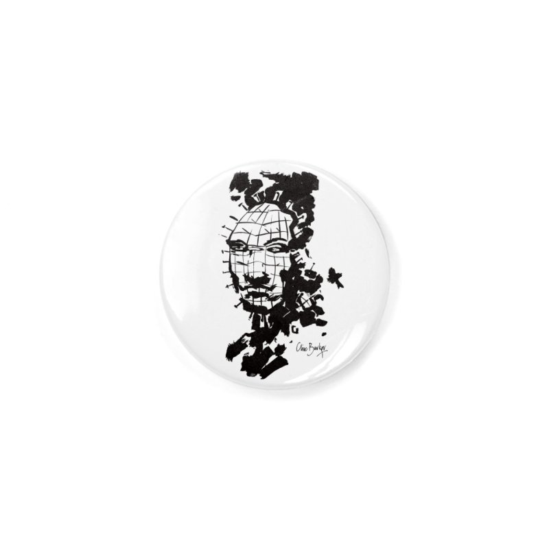 From the Shadows Accessories Button by Clive Barker