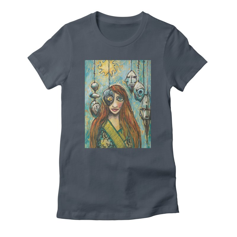 Untitled Seer Women's T-Shirt by Clive Barker