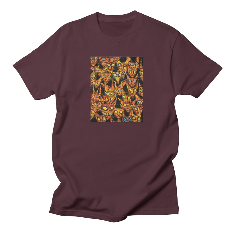 Tarrie Cat Army Men's T-Shirt by Clive Barker