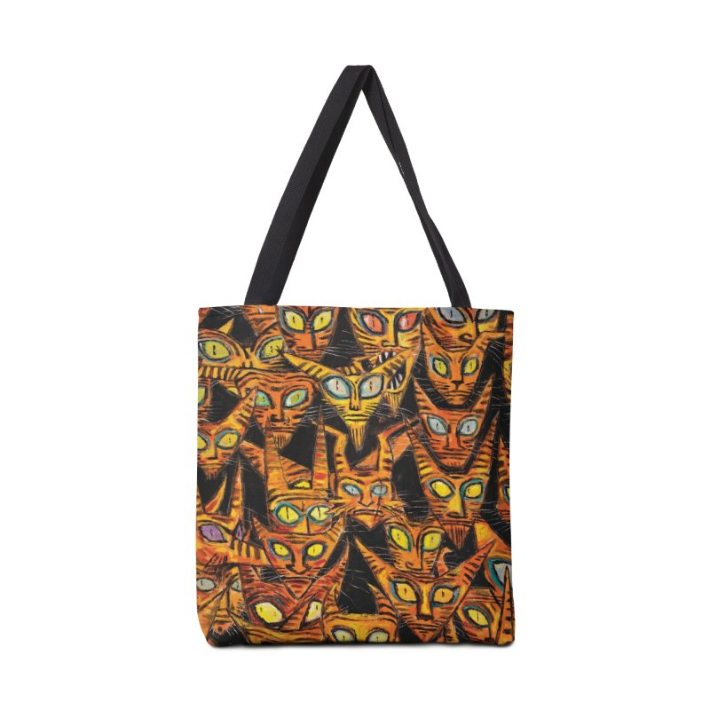 Tarrie Cat Army Accessories Bag by Clive Barker