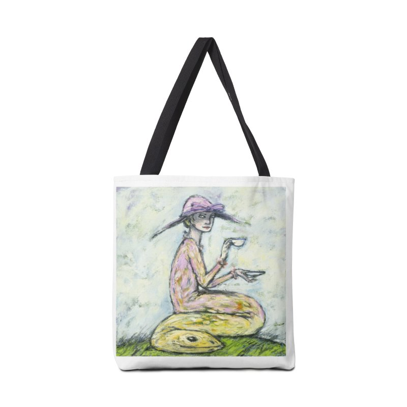 Tea Time Accessories Bag by Clive Barker