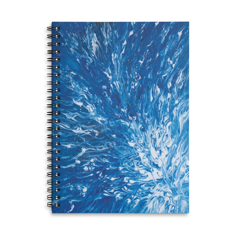 Tidal Accessories Notebook by Clive Barker