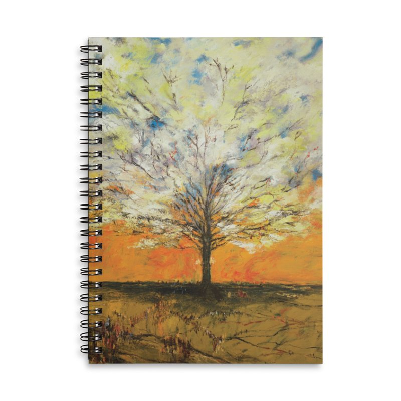 A Tree Full of Sky Accessories Notebook by Clive Barker