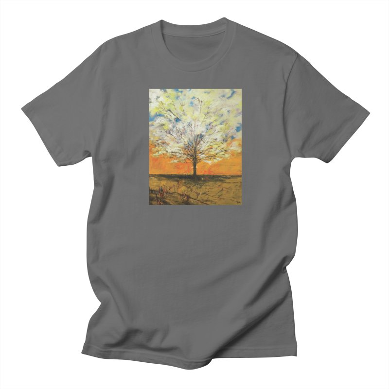 A Tree Full of Sky Men's T-Shirt by Clive Barker