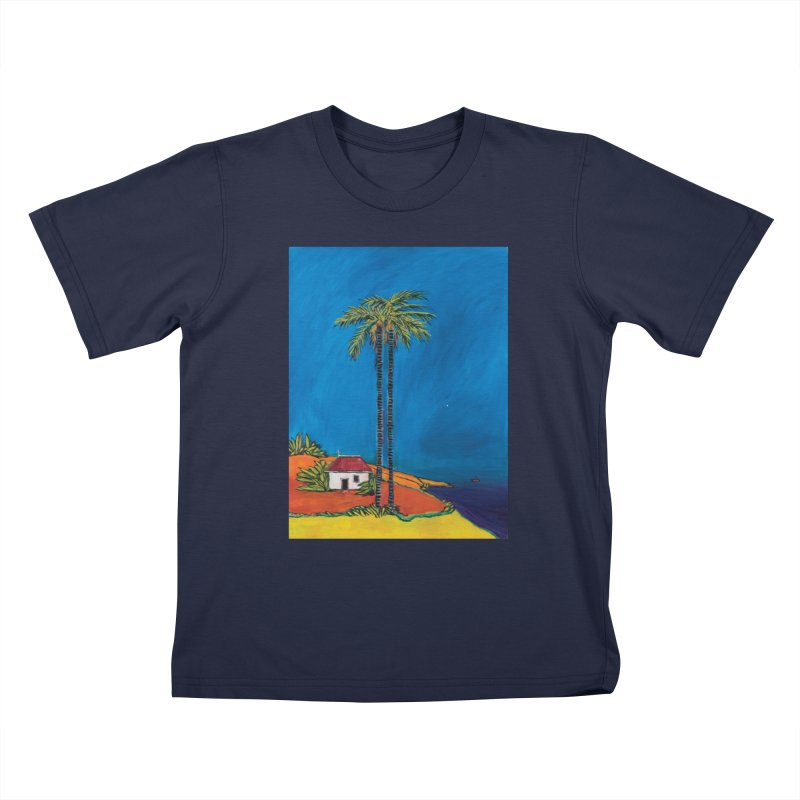 The Morning of Christ's Nativity Kids T-Shirt by Clive Barker