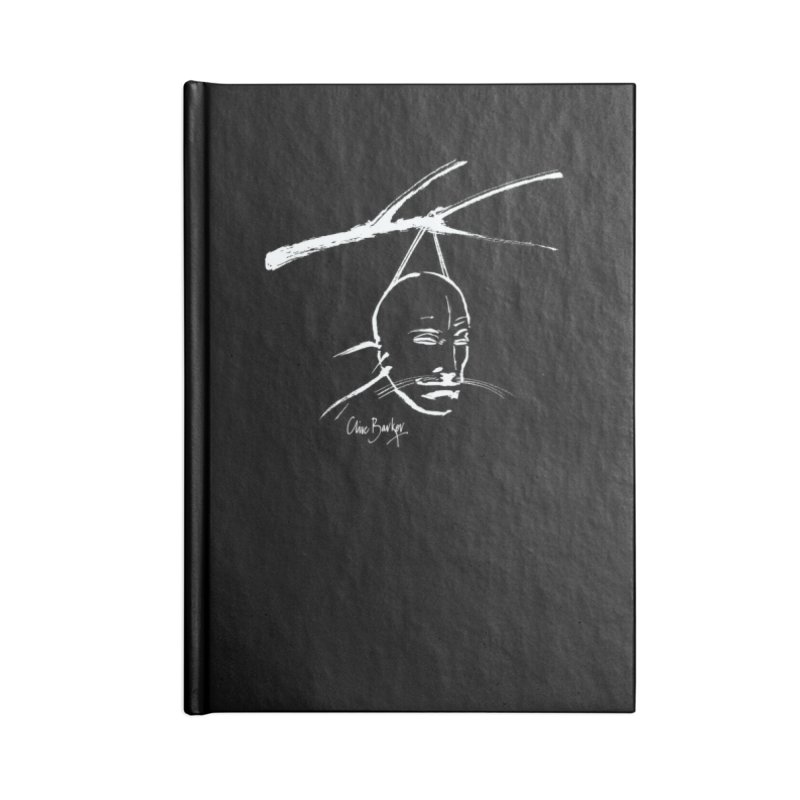 Imaginer 5 (white) Accessories Notebook by Clive Barker