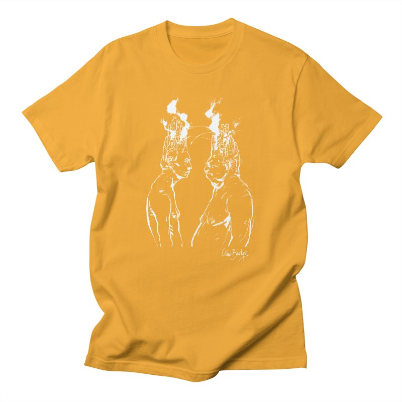 Imaginer 4 (white) Men's T-Shirt by Clive Barker