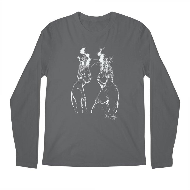 Imaginer 4 (white) Men's Longsleeve T-Shirt by Clive Barker