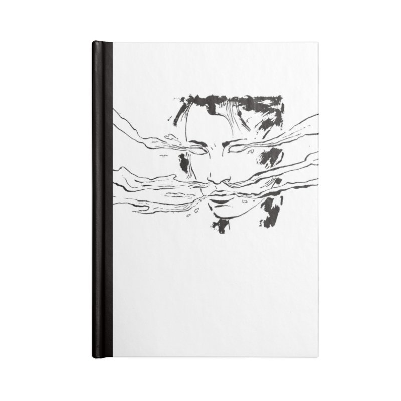 Imaginer 7 (black) Accessories Notebook by Clive Barker